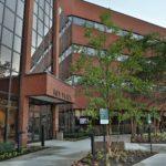 photo of key plaza building in Bangor